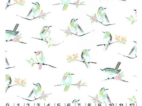 Birds Watch Michael Miller Fabrics