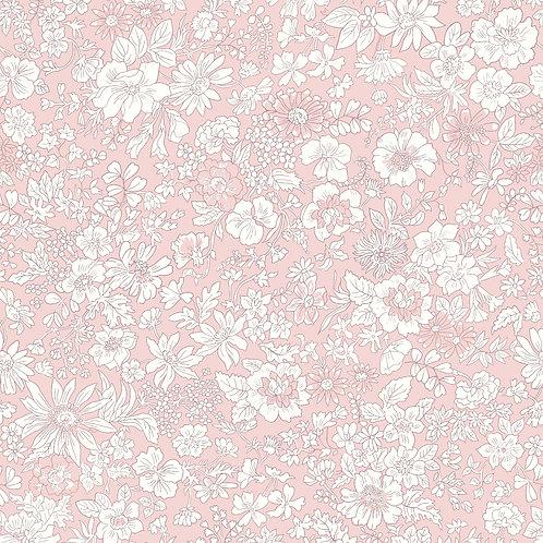 Emily Silhouette, Spring Flowers- Liberty Fabrics