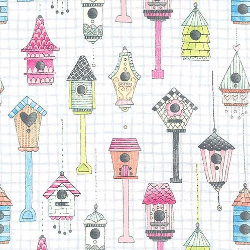 Love Shack Haze- Michael Miller Fabrics