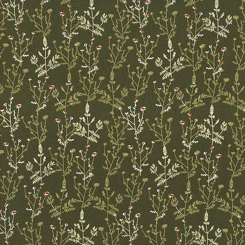 Herbal Tea, Strawberry Tea- Michael Miller Fabrics
