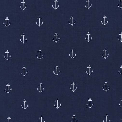 Anchors Away, Out to Sea- Michael Miller Fabrics