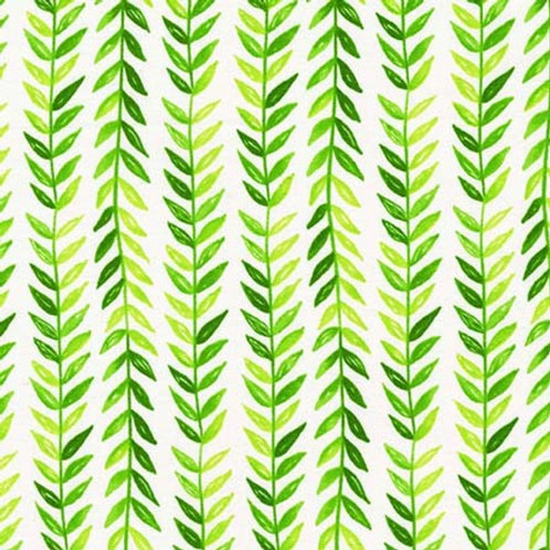 Tresse Lime- Michael Miller Fabrics