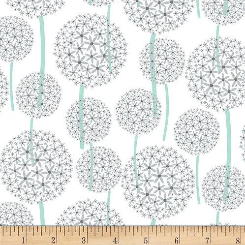 Allium, Cotton Ball- Michael Miller Fabrics