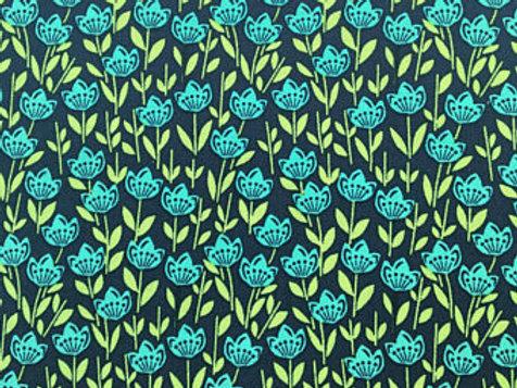 Mountain Laurel Juniper- Michael Miller Fabrics