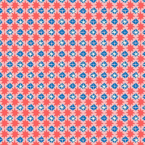 Merry & Bright Starlit Sparkle 934B- Liberty Fabrics