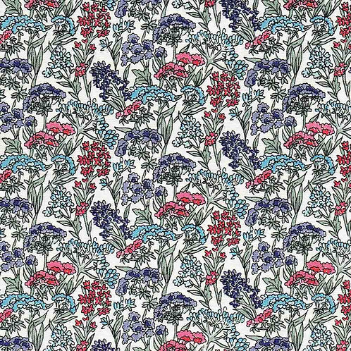 Yorkshire Meadow,Winter Flower Show- Liberty Fabrics