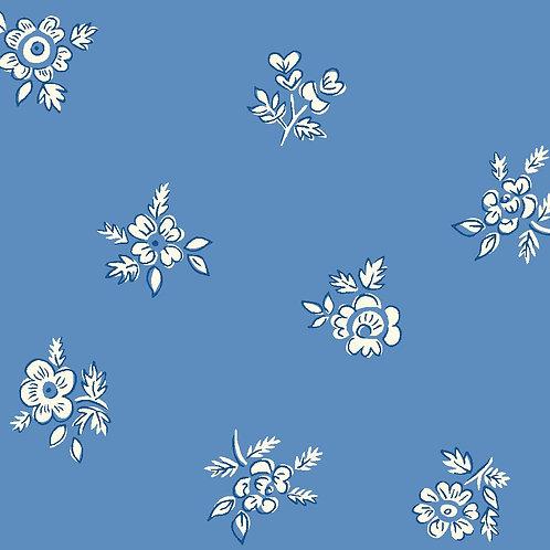 Abbeywood,Spring Flowers- Liberty Fabrics