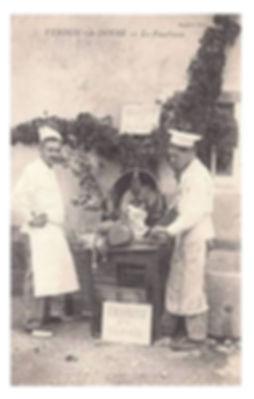 pochouse pauchouse verdun sur le doubs carte postale