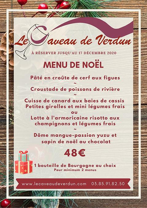 Rouge et Crème Noël Consommateur_Personn