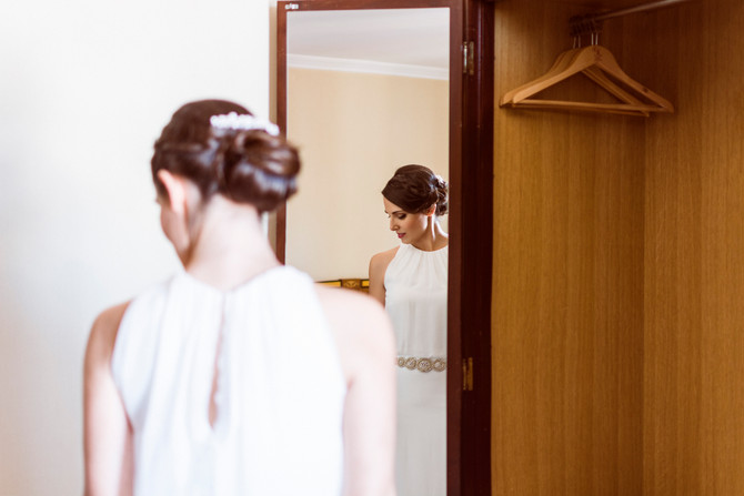 Marisa + Jesús   Intimate Wedding