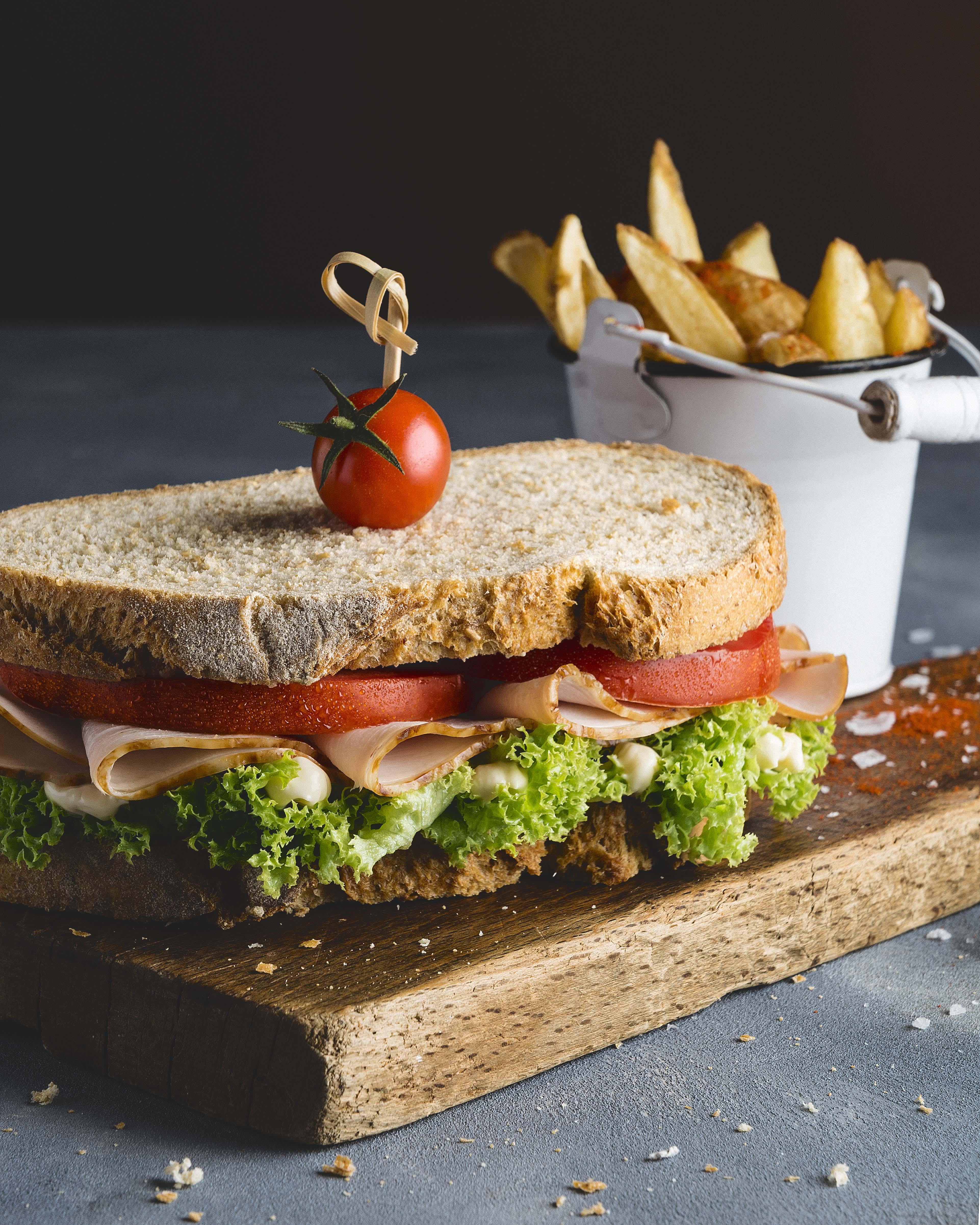 Sandwich Rustico