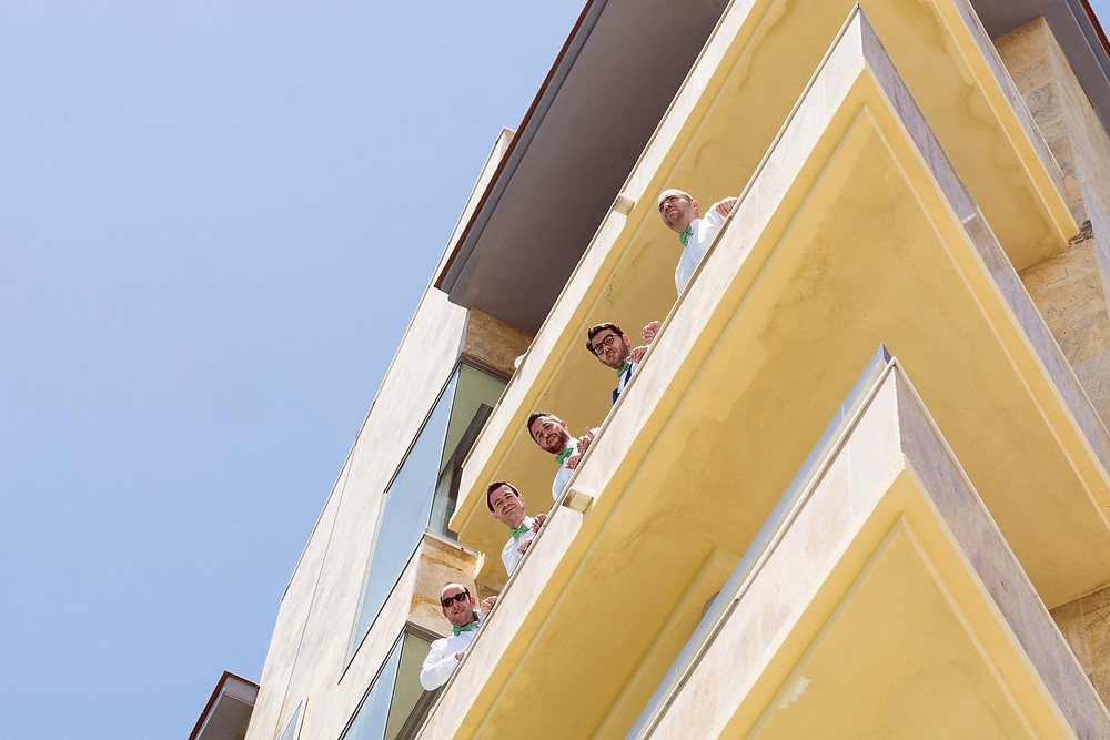 hotel for an international wedding in Malaga