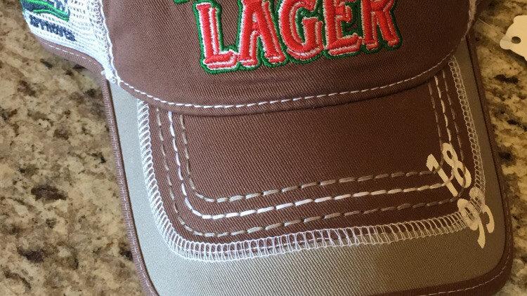 Rhinelander Lager 1893 Cloth Cap
