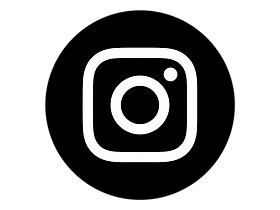 Image of Instagram Logo in Black and White