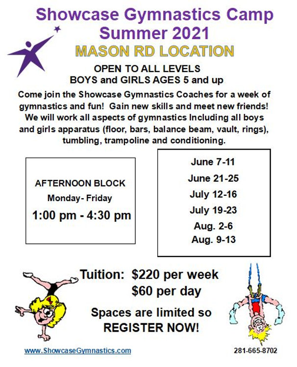 Summer Gymnastics Camp 2021 Mason rd.JPG