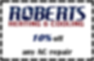Roberts Heating & Air Conditioning Colorado Springs