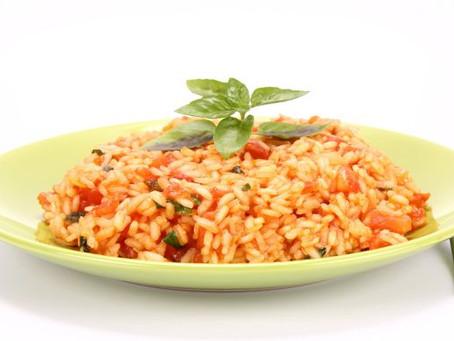 Meraviglioso riso (Maravilhoso risoto!)