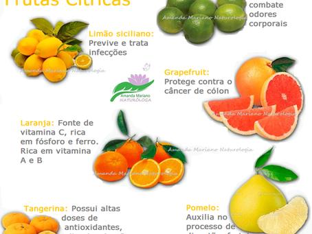 Vai uma laranja ou bergamota aí?