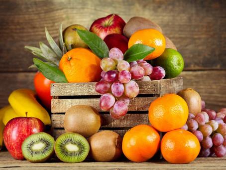 """Verão - frutas de """"montão""""!"""