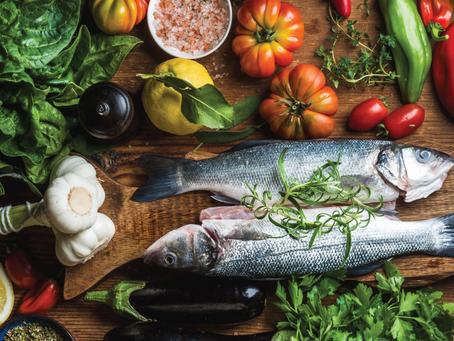 O segredo do bem-estar chama-se equilíbrio alimentar