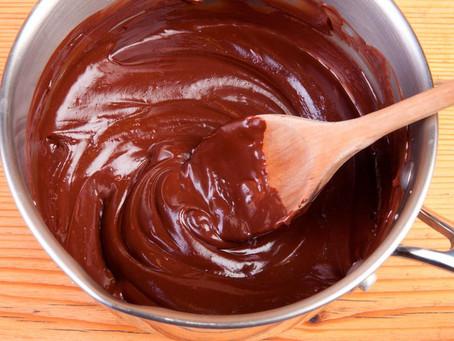 Hum....mais chocolate!
