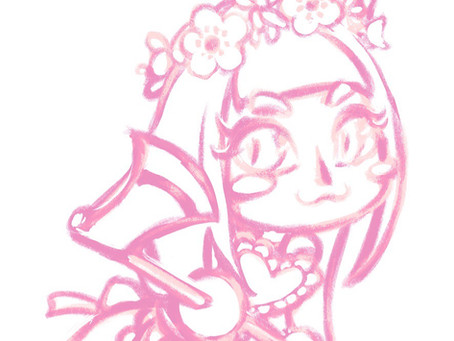 Animal Crossing Sketch