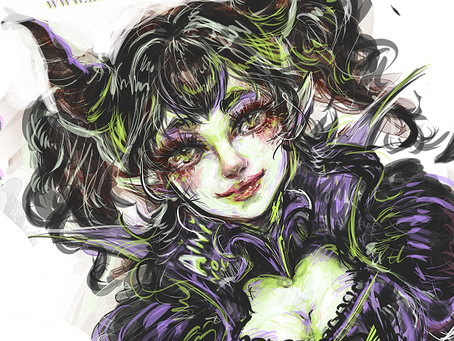 Kawaii Maleficent!? The heck...?