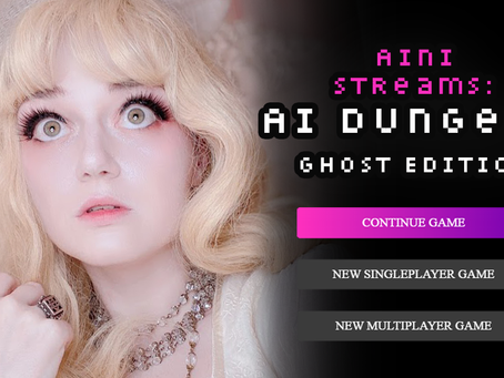 AIDungeon Stream: Ghost Edition