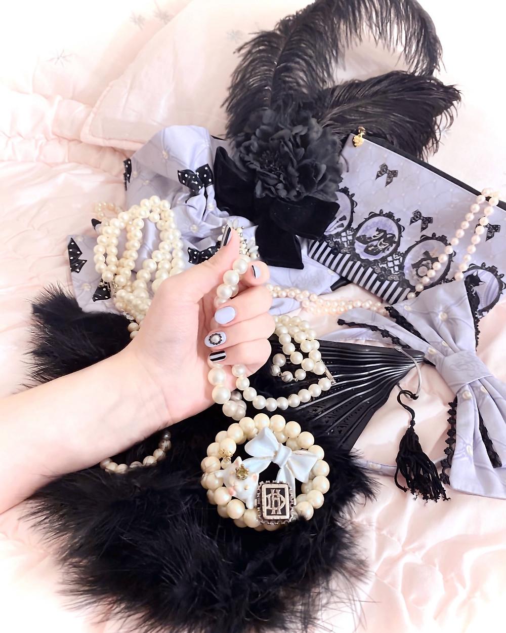 Aini Cinema Doll Jewelry Angelic Pretty Accessories
