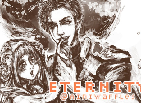 Eternity: Sci-Fi/Romance Preview Chapter