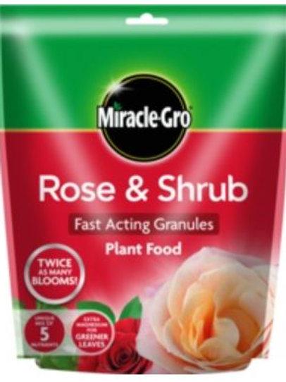 Miracle-Gro Rose & Shrub Food 750g
