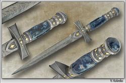 Pietersite Dagger