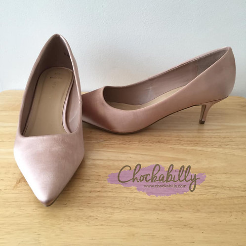 New Look Pink Shoes