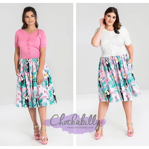 Hell Bunny 'Raphaella' Skirt