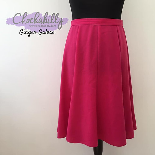 St Michaels Hot Pink Skirt
