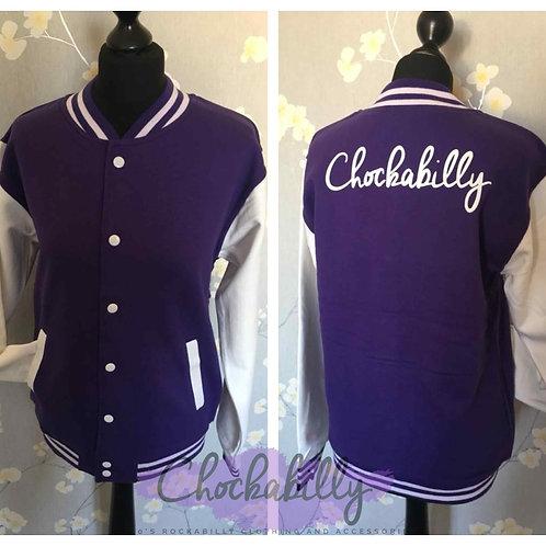 Chockabilly Exclusive Varsity Jacket
