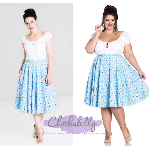 Hell Bunny 'Daphne' Skirt