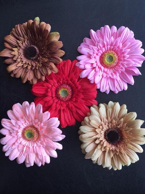 Gerbera Hair Flower