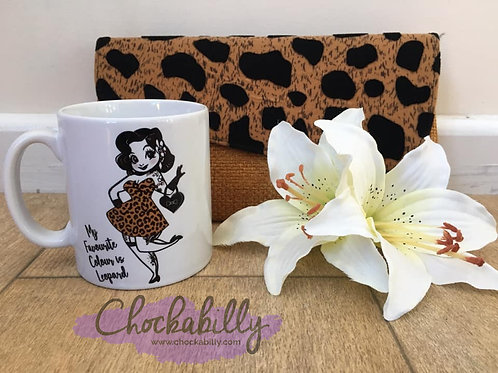 Chockabella 'My Favourite Colour' Mug