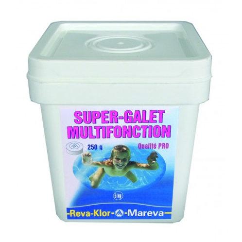Super-galet multifonction, 5kg