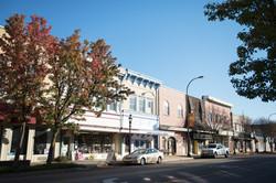 Downtown Newaygo