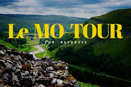 LE MO-TOUR For Refugees