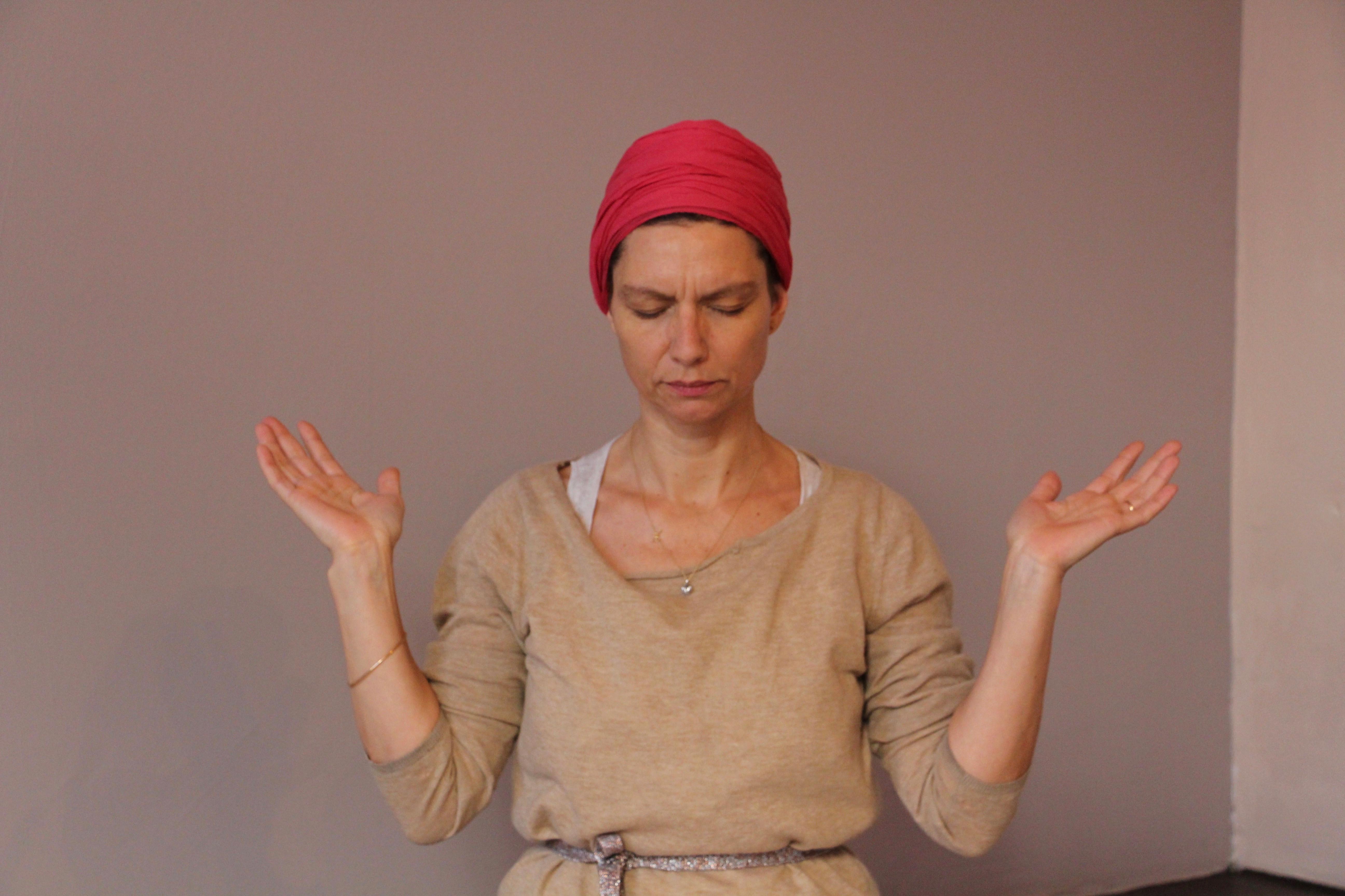 Beratung für individuelle Meditation