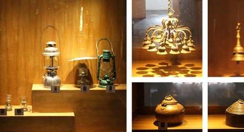 PALIAM MUSEUM OBJECTS LIGHTING