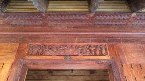 Conservation of PANICKER HOUSE