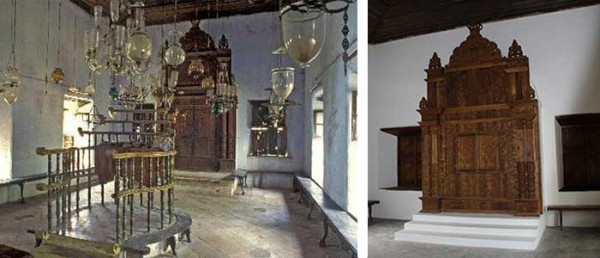 RECONSTRUCTION OF PARAVUR SYNAGOGUE ARK