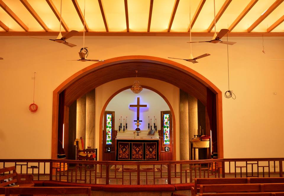 Marthoma Syrian Church, Pazhavanthangal, Chennai.
