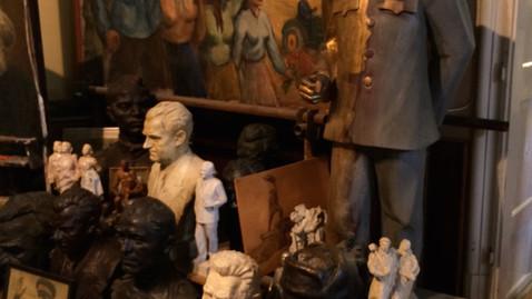 MUSEUM OF COMMUNISM, PRAGUE