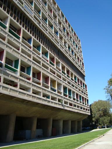 Unité d'Habitation of Berlin - Le Corbusier