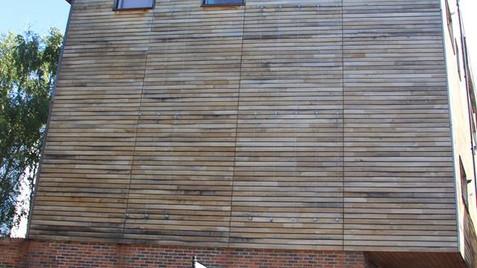 CROSS LAMINATED TIMBER (CLT) BUILDINGS